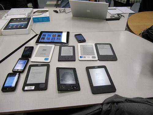 Panorama actual del e-book en México