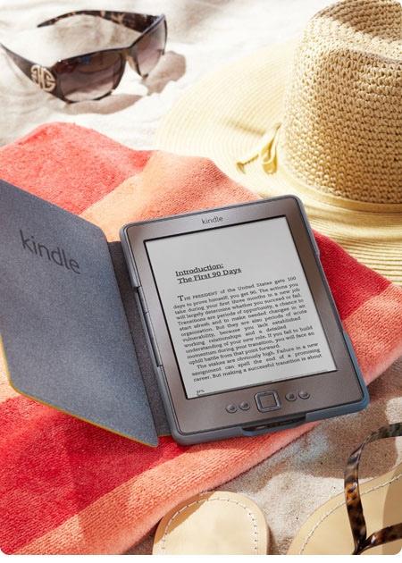 Crecimiento en las ventas de e-books de Estados Unidos a otros países