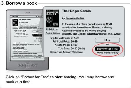 Ya están disponibles en el Kindle Owners Lending Library los libros de Harry Potter