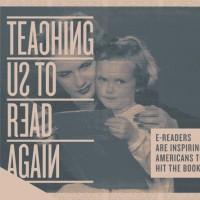 Los e-readers nos ayudan a leer más