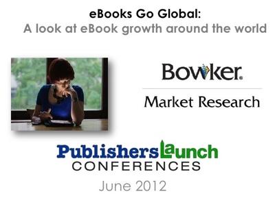 Panorama global del libro electrónico
