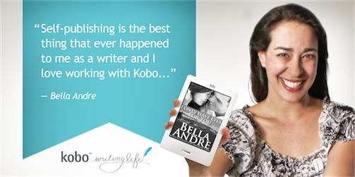 Tips de Kobo Writing Life para una autoedición exitosa