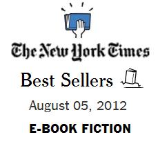 Cuatro autores autoeditados en la lista de los más vendidos del New York Times
