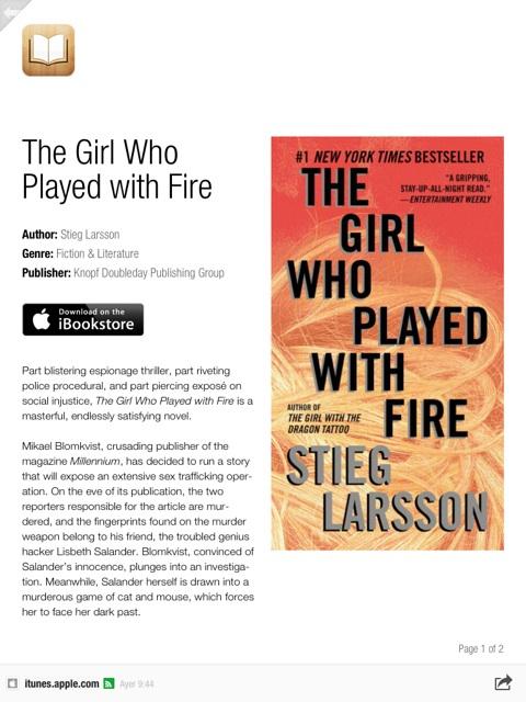 Flipboard y Apple lanzan una sección para descubrir y comprar libros