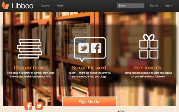 Libboo: red social para leer, compartir y ser premiado por hacerlo