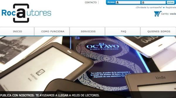 Rocautores, la plataforma de autoedición de Roca Editores