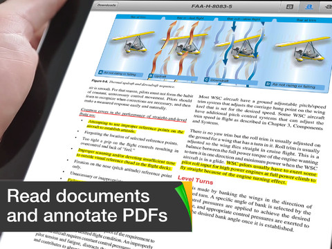 Documents by Readle, aplicación para gestionar y visualizar documentos en el iPad