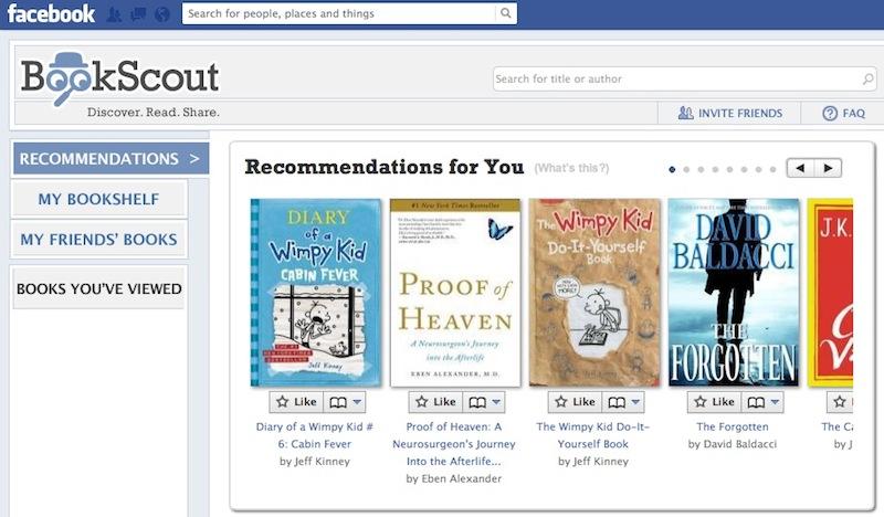 Random House lanza BookScout: descubre, lee y comparte