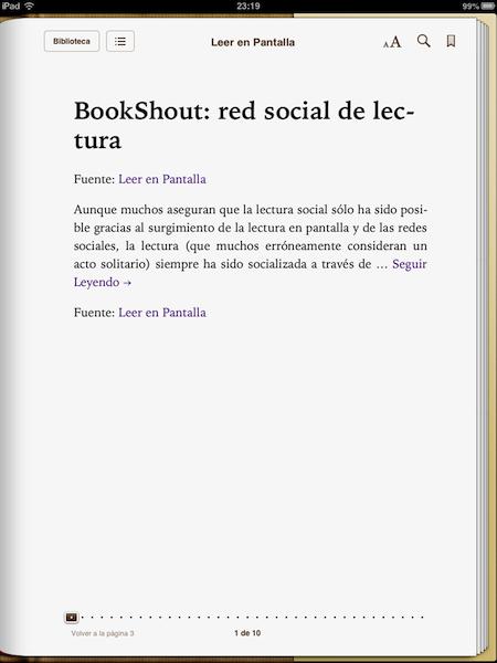 Ebook Glue: convierte tu blog en un libro electrónico