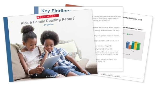 Los niños leen el doble de e-books que leían en 2010