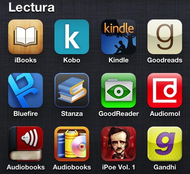 Muchas aplicaciones de lectura en un sólo dispositivo, ¿qué tan problemático puede ser?