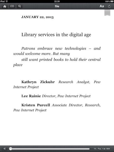 pdf4kindle.com: Convierte archivos PDF a ePub o Mobi