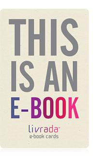Tarjetas de presentación para promover tus propios ebooks