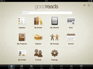 Amazon adquiere GoodReads