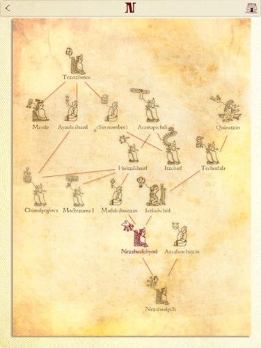 Obra poética de Nezahualcóyotl reunida en una aplicación para iPad
