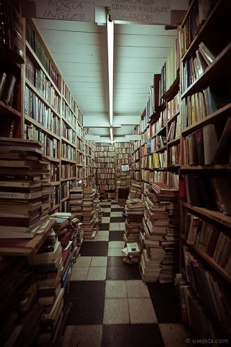 Las últimas librerías del mundo