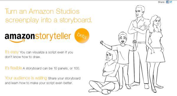 Amazon-Storyteller