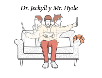 """""""24sutra"""": o 24 posturas para leer con una tablet"""