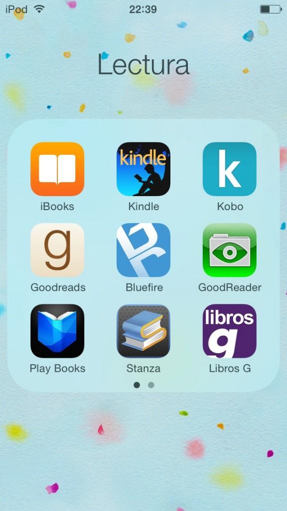 apps de lectura