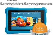 Amazon lanza 5 nuevos dispositivos Kindle y plataforma KDP Kids