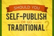 ¿Debes autoeditarte o ir por la edición tradicional? (infografía)