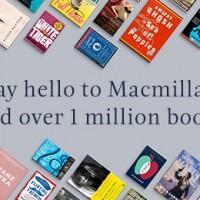 Macmillan se une a Oyster y Scribd