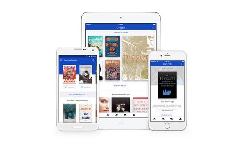 Oyster rediseña su web y la orienta al descubrimiento de libros