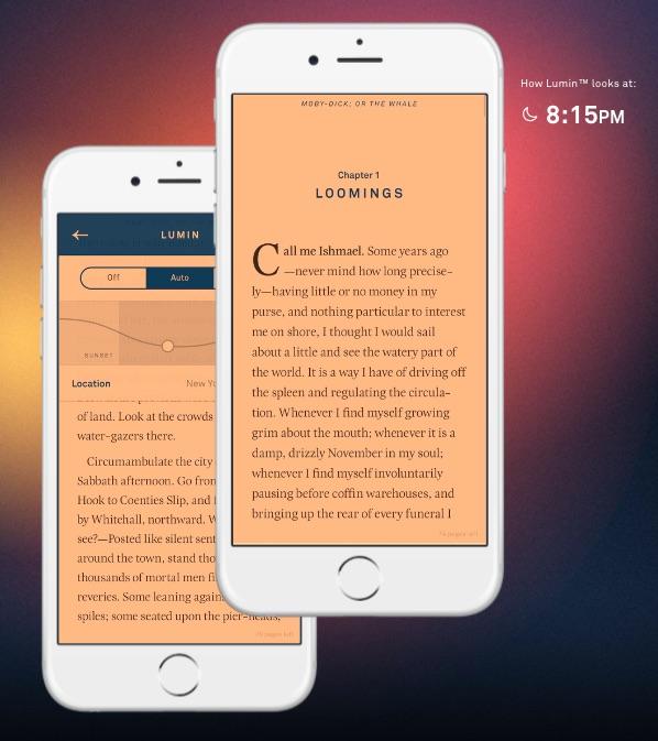 Oyster lanza Lumin para regular el brillo de la pantalla con base en la temperatura de la luz