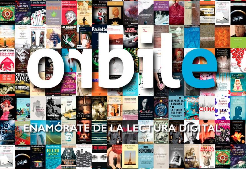 Presentan Orbile, la librería en línea de Gandhi, Porrúa y Kobo
