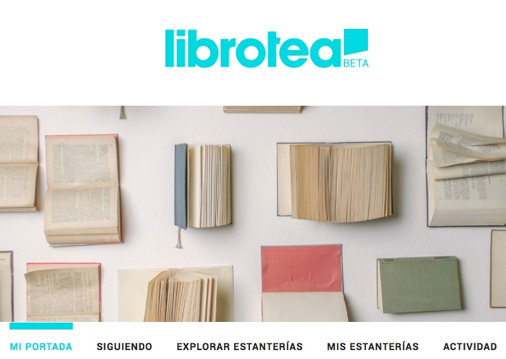 Librotea, librera digital de El País y Manuscritics