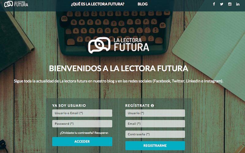 La lectora futura