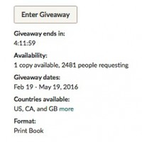 Nuevos programas: Goodreads Deals y Kindle Giveaway (sólo en Estados Unidos)