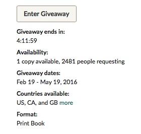 Nuevos programas: Goodreads Deals y Kindle Giveaway (sólo en Estados Unidos)