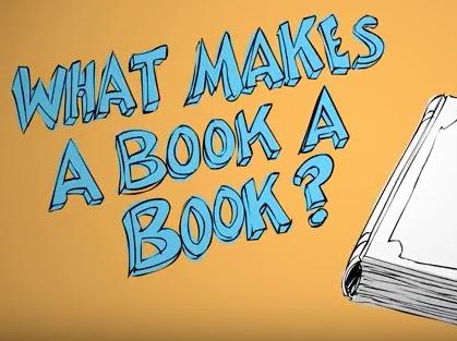 ¿Qué hace que un libro sea un libro?