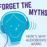 audiolibros en el salón de clases