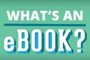 ¿Qué es un ebook?