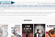 Planeta lanza Universo de Letras, plataforma de autoedición