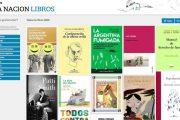 La Nación Libros, plataforma de recomendación de libros
