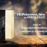 #ElPróximoLibro, recomendación de lecturas de Debolsillo