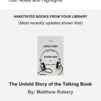 Notas y subrayados de Kindle ahora son más fáciles de acceder