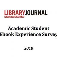 Encuesta sobre la experiencia del uso del libro electrónico entre estudiantes universitarios