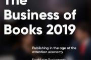 El negocio del libro 2019, informe