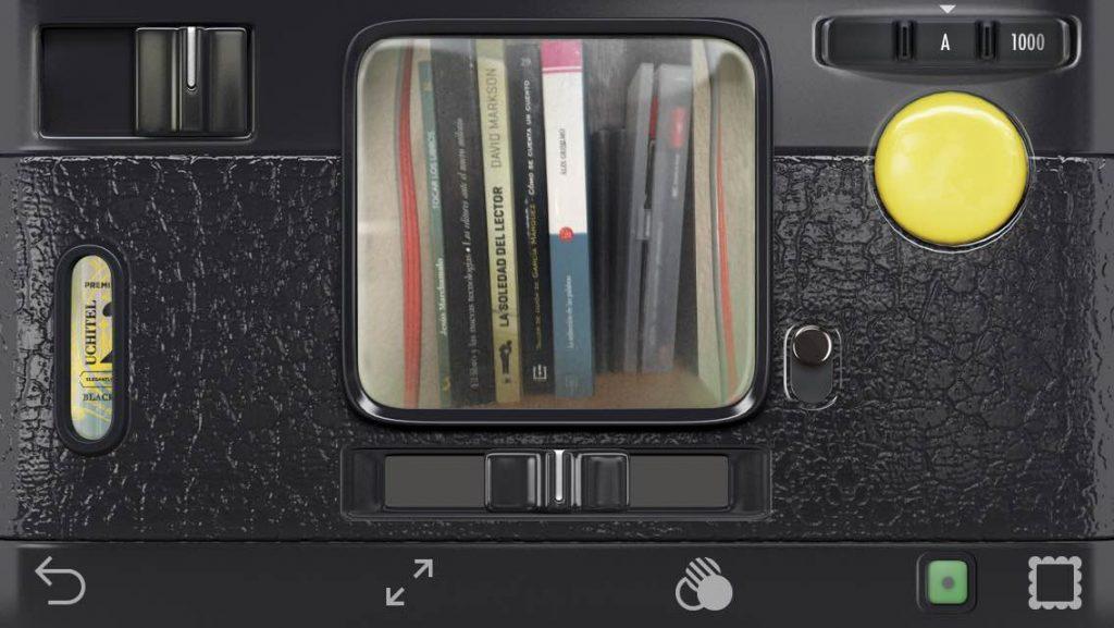 esqueumorfismo de la lectura en pantalla