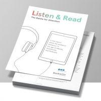 Escuchar y leer: la batalla por la atención