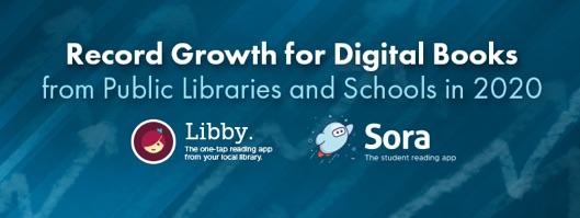 Oleada de préstamos digitales en bibliotecas en 2020